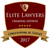 Elite Lawyer 2017 Criminal Defense