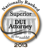 Superior DUI Award